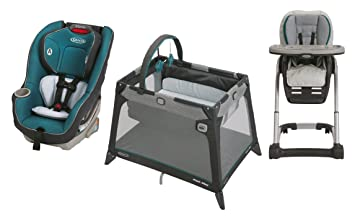 Amazoncom Graco Blossom 4 In 1 Seating System With Pack N Play