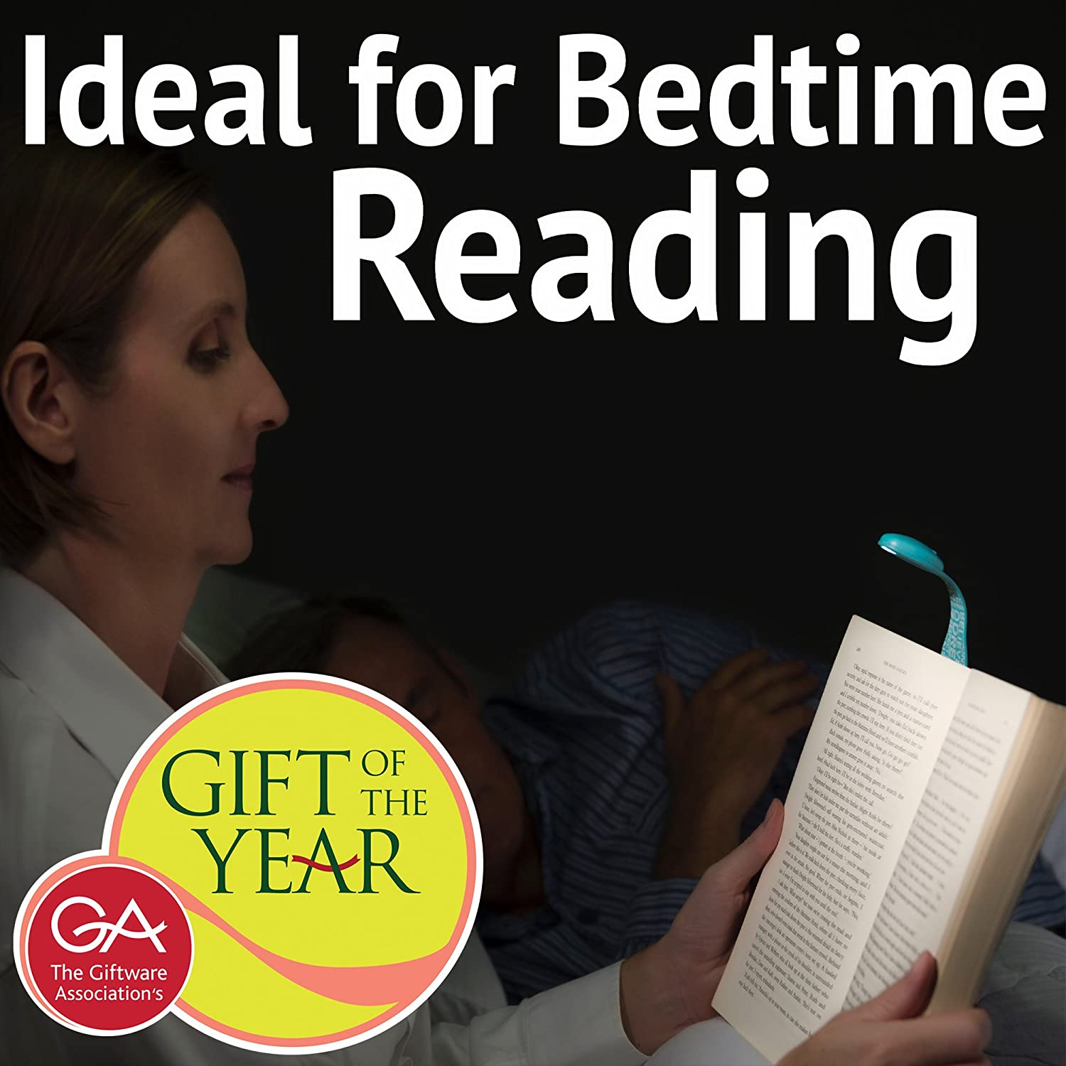 book light for reading in bed clip on led reading light