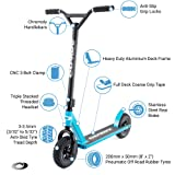 Osprey Dirt Scooter with Off Road All Terrain