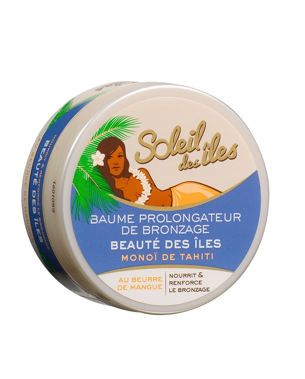 Sole delle Isole - crema per prolungare l'abbronzatura al burro di mango Soleil des iles 64237