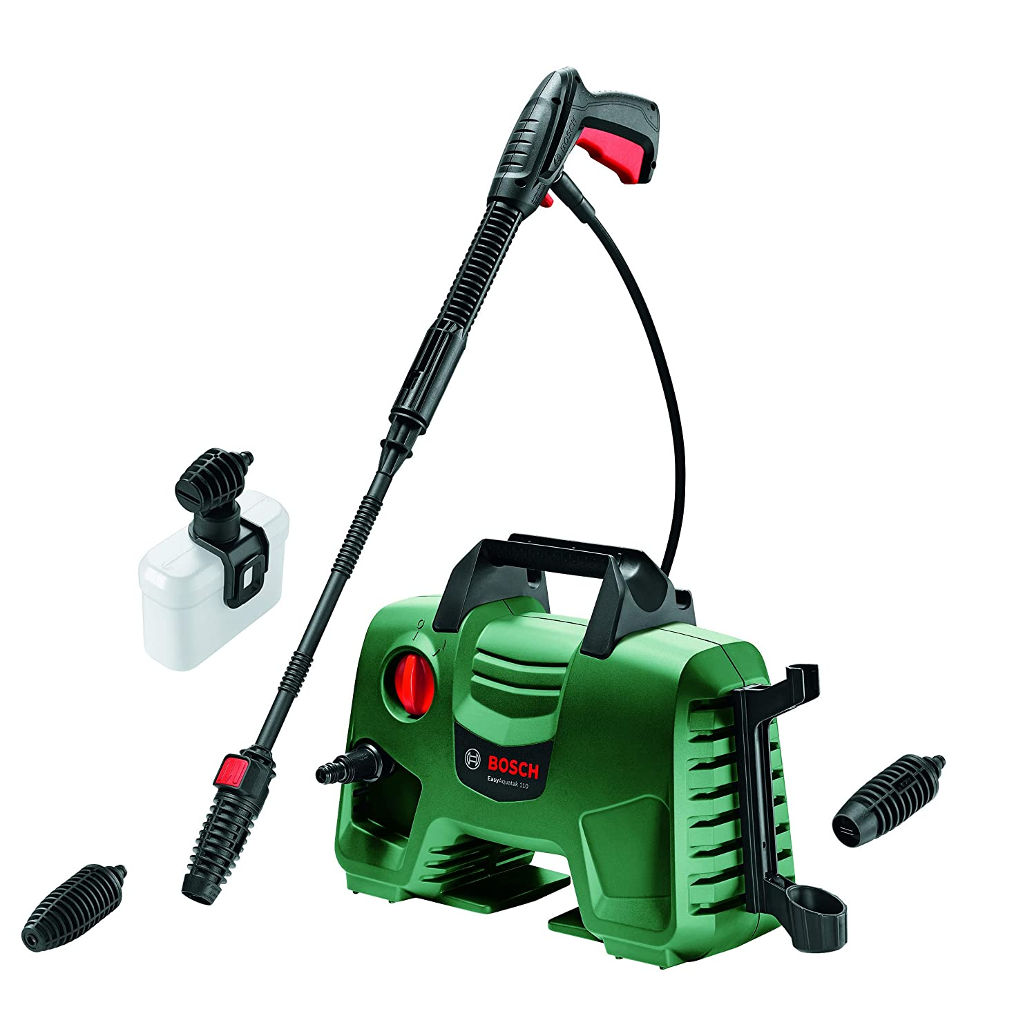 Bosch Easy Aquatak 110 1300-Watt High Pressure Washer (Green)