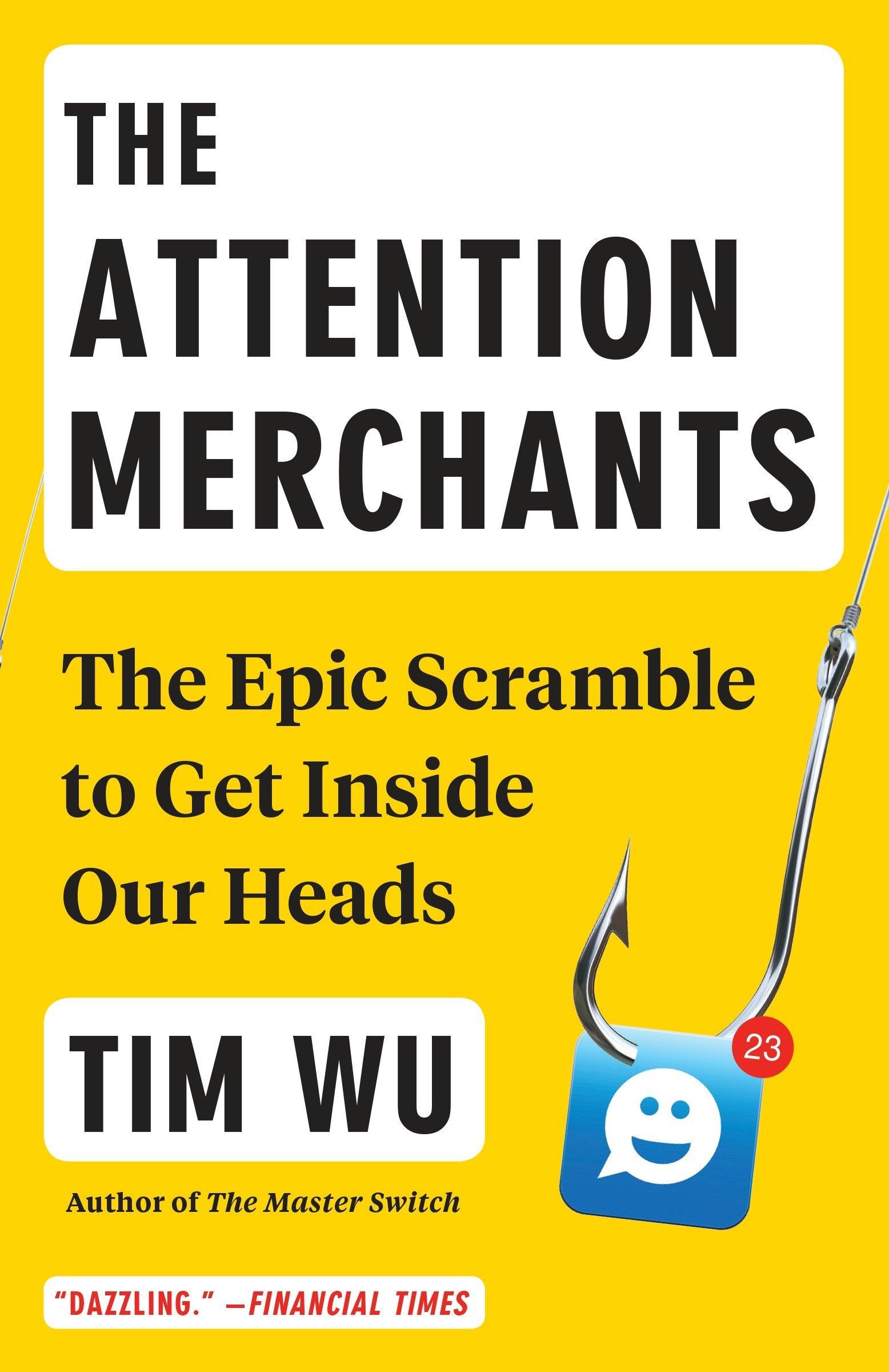 Attention Merchants Scramble Inside Heads product image