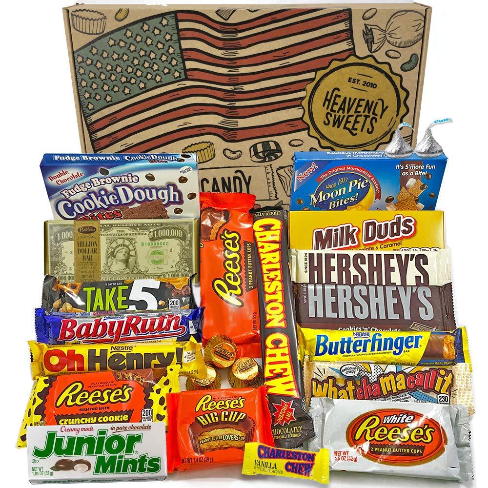 American Sweets Box – 27 Snacks