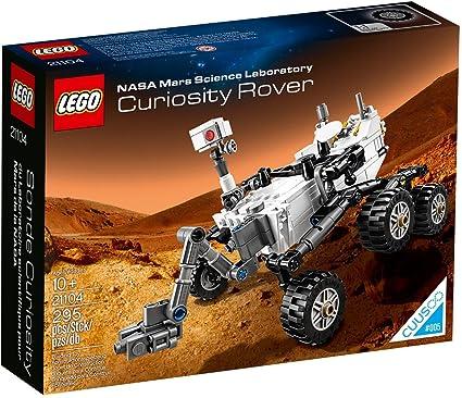 Amazon Lego Ideas Nasa Mars Science Laboratory Curiosity Rover