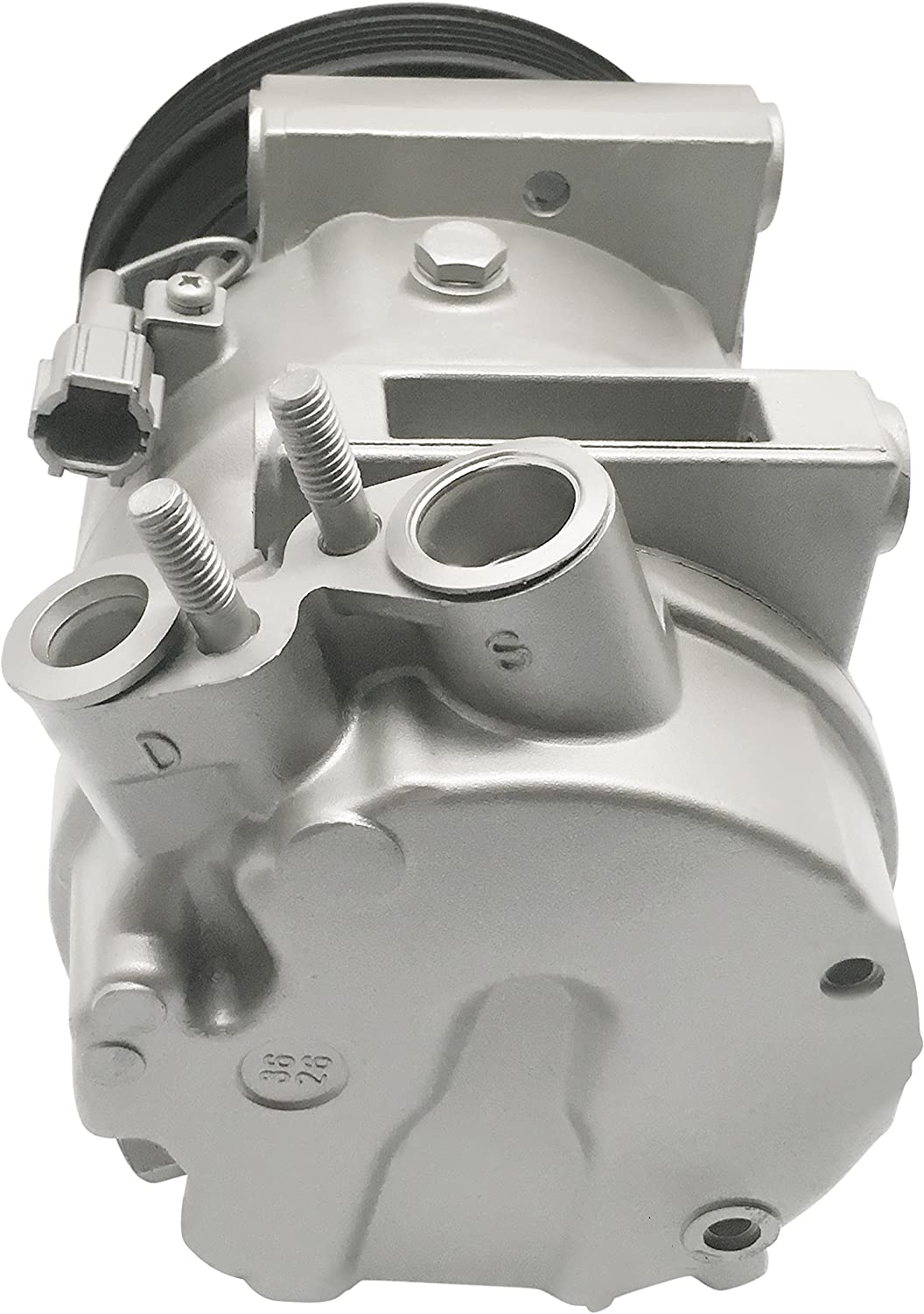 RYC Remanufactured AC Compressor and A//C Clutch EG423 ONLY FITS Nissan Pathfinder 3.3L 1996, 1997, and 1998