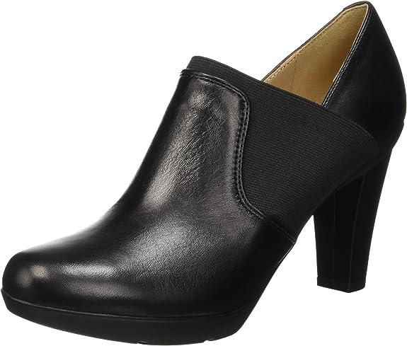TALLA 35 EU. Geox D Inspiration B, Zapatos de Tacón para Mujer