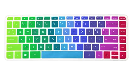 Leze - Ultra Thin Keyboard Cover for HP Pavilion 14-ab 14-ac 14