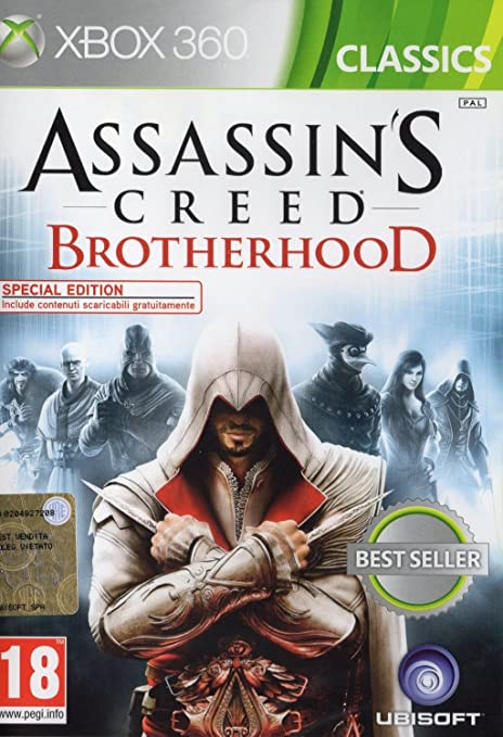 43 opinioni per Assassin's Creed: Brotherhood- Classics 2