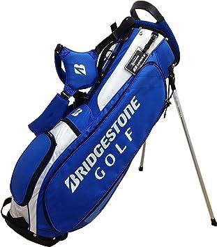 Bridgestone Bolsa Standbag Bolsa de Golf, Color Azul, tamaño ...