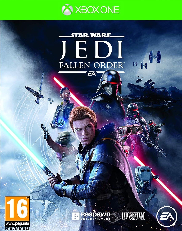Star Wars Jedi Fallen Order - Xbox One [Importación italiana]: Amazon.es: Videojuegos