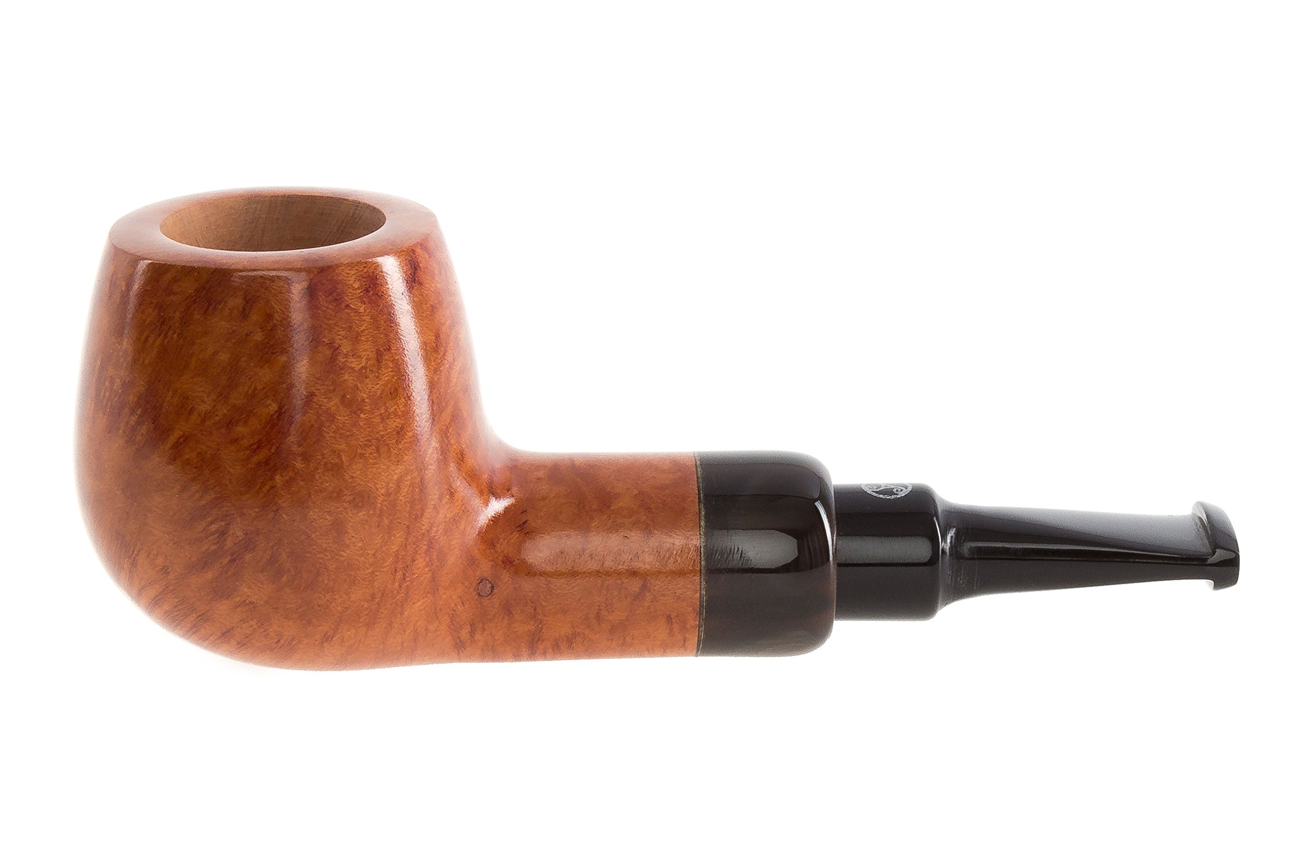 Rattray's Chubby Jackey Horn Tobacco Pipe - Natural by Rattray's (Image #2)