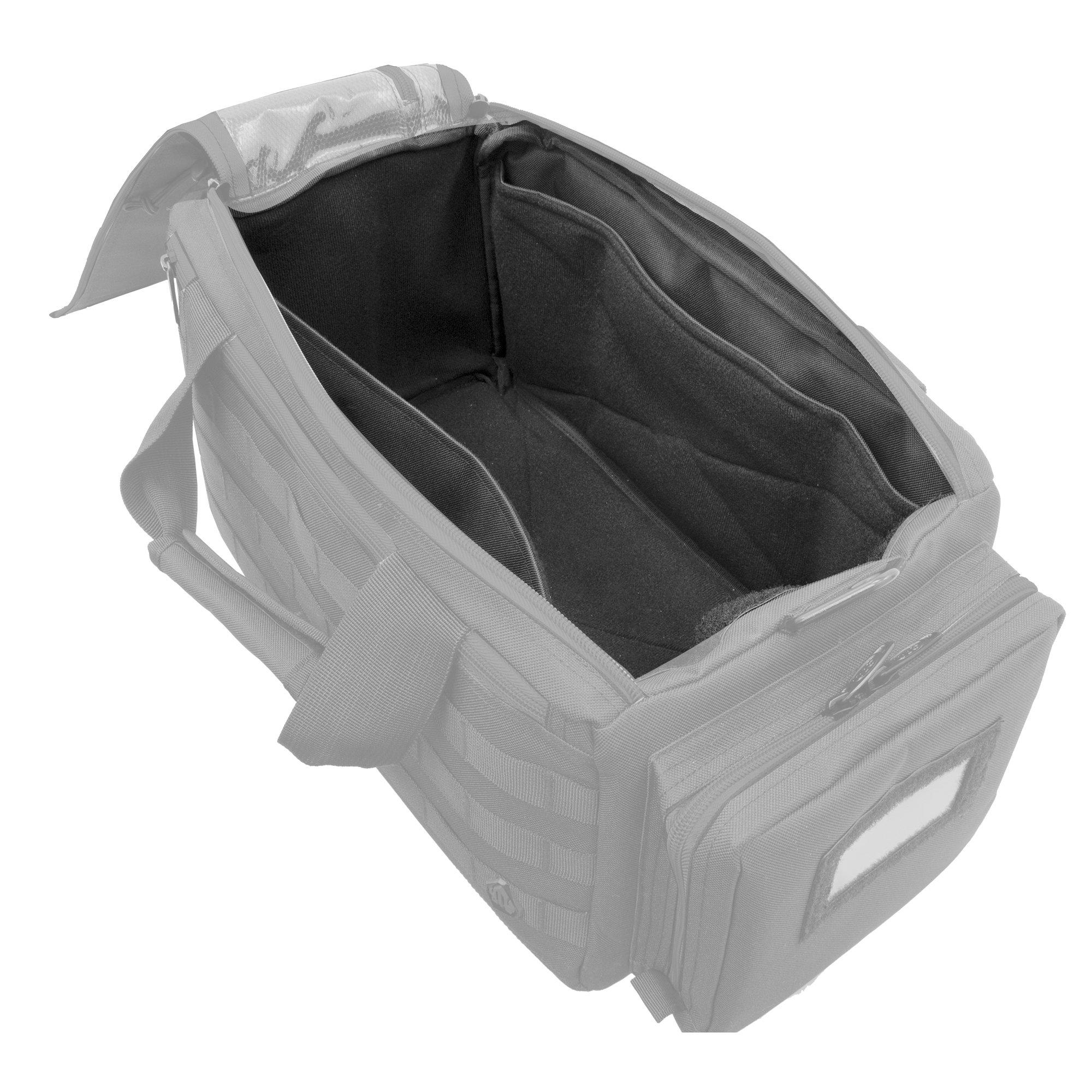 UTG All in One Range/Utility Go Bag, Black, 21'' x 10'' x 9'' by UTG (Image #8)