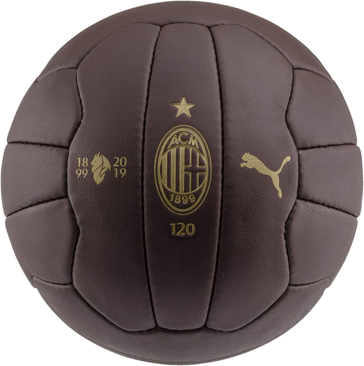 PUMA ACM Fan Ball 120 Balón, Adultos Unisex, Puce-Victory Gold ...