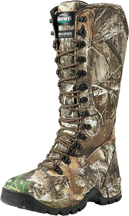 Amazon.com: TideWe Hunting Boot for Men, Insulated 400G Men's Hunting Boot,  600D Durable Nylon Cloth Anti-Slip 16