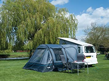 2016 Westfield Outdoors Hydra 300 Inflatable Motorhome Driveaway Awning Low Connection Height 180