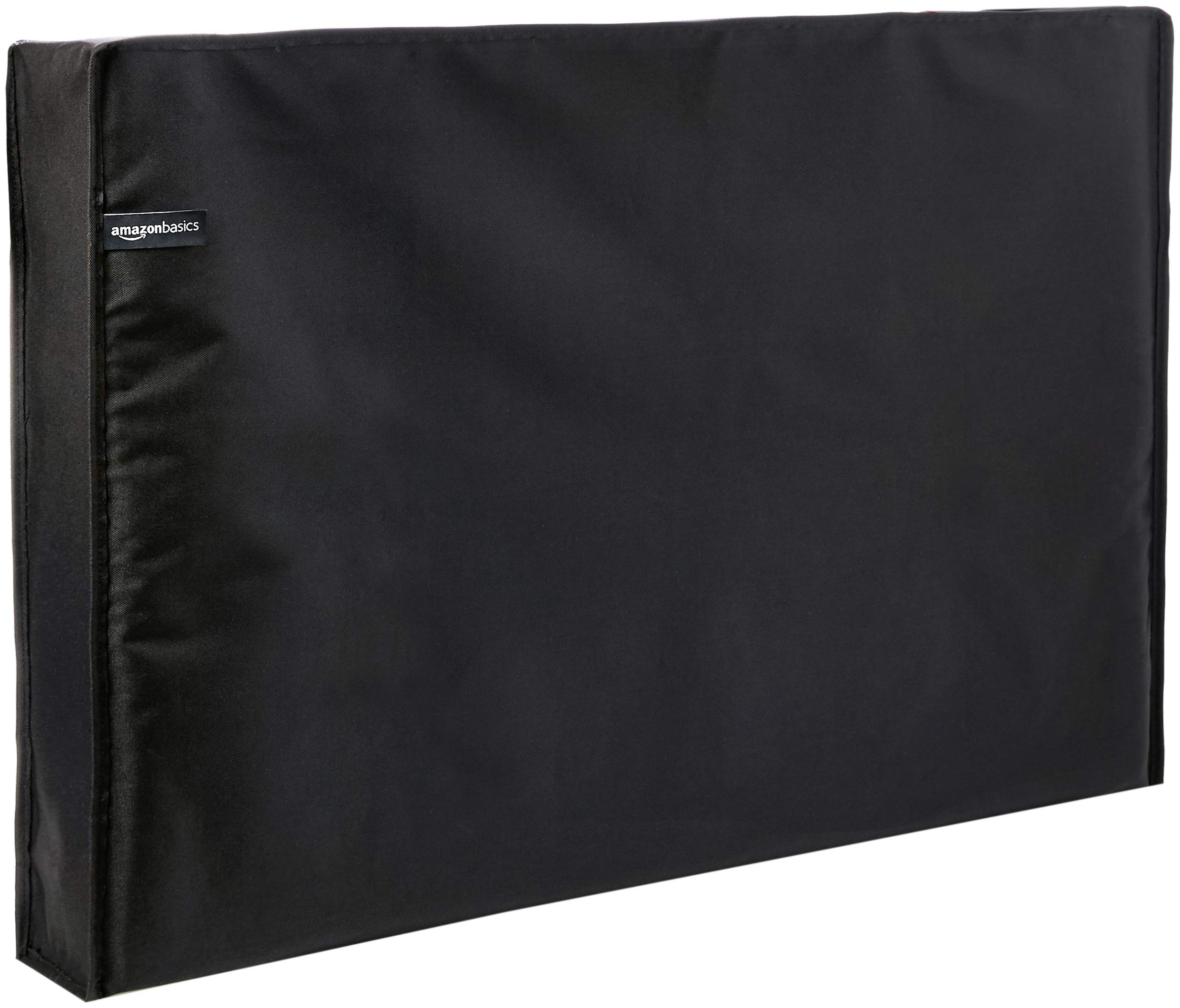 AmazonBasics Outdoor Waterproof and Weatherproof TV Cover - 60 to 65 inches