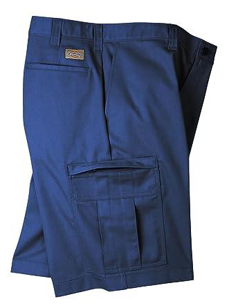 Dickies LR542NV, Men's Premium Industrial Cargo Short, Size 28 ...