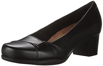 Clarks Women's Clarks 'Rosalyn Adele' Block Heel Pump w6SJ18QYa