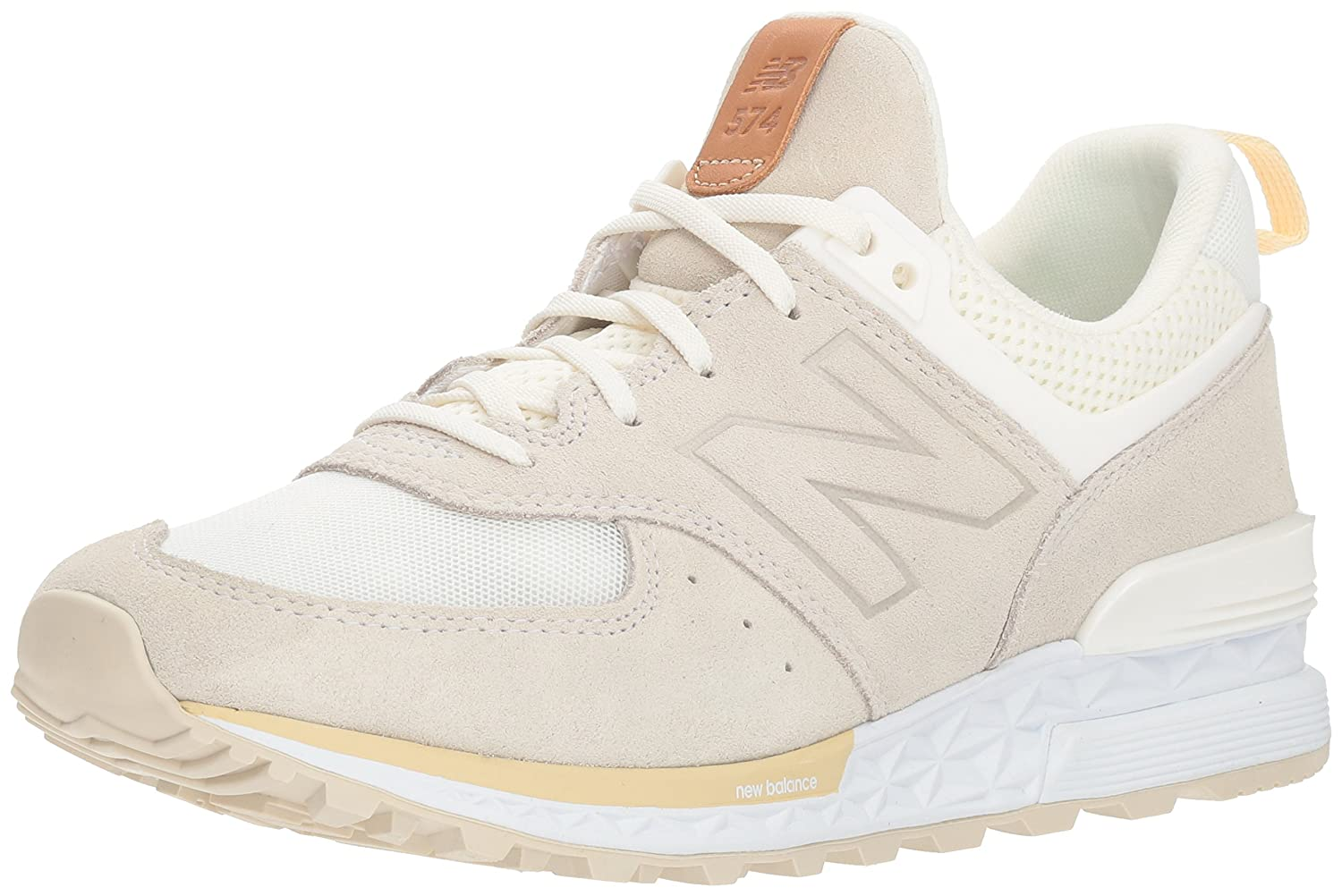 New Balance Women's 574v1 Fresh Foam Sneaker B077S6F416 6 D US|Sea Salt