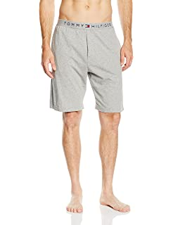 Tommy Hilfiger Icon Cotton Jersey Mens Lounge Shorts, ...