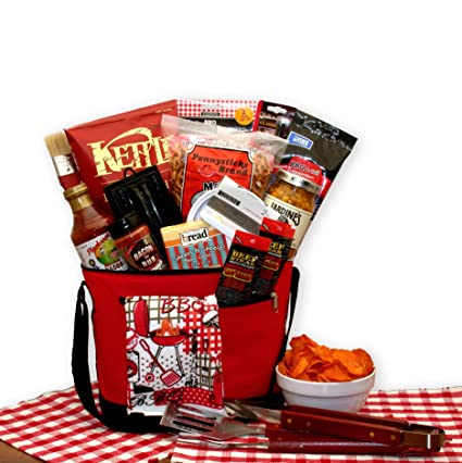 Maestro de la parrilla BBQ Gourmet Set de regalo: Amazon.com ...