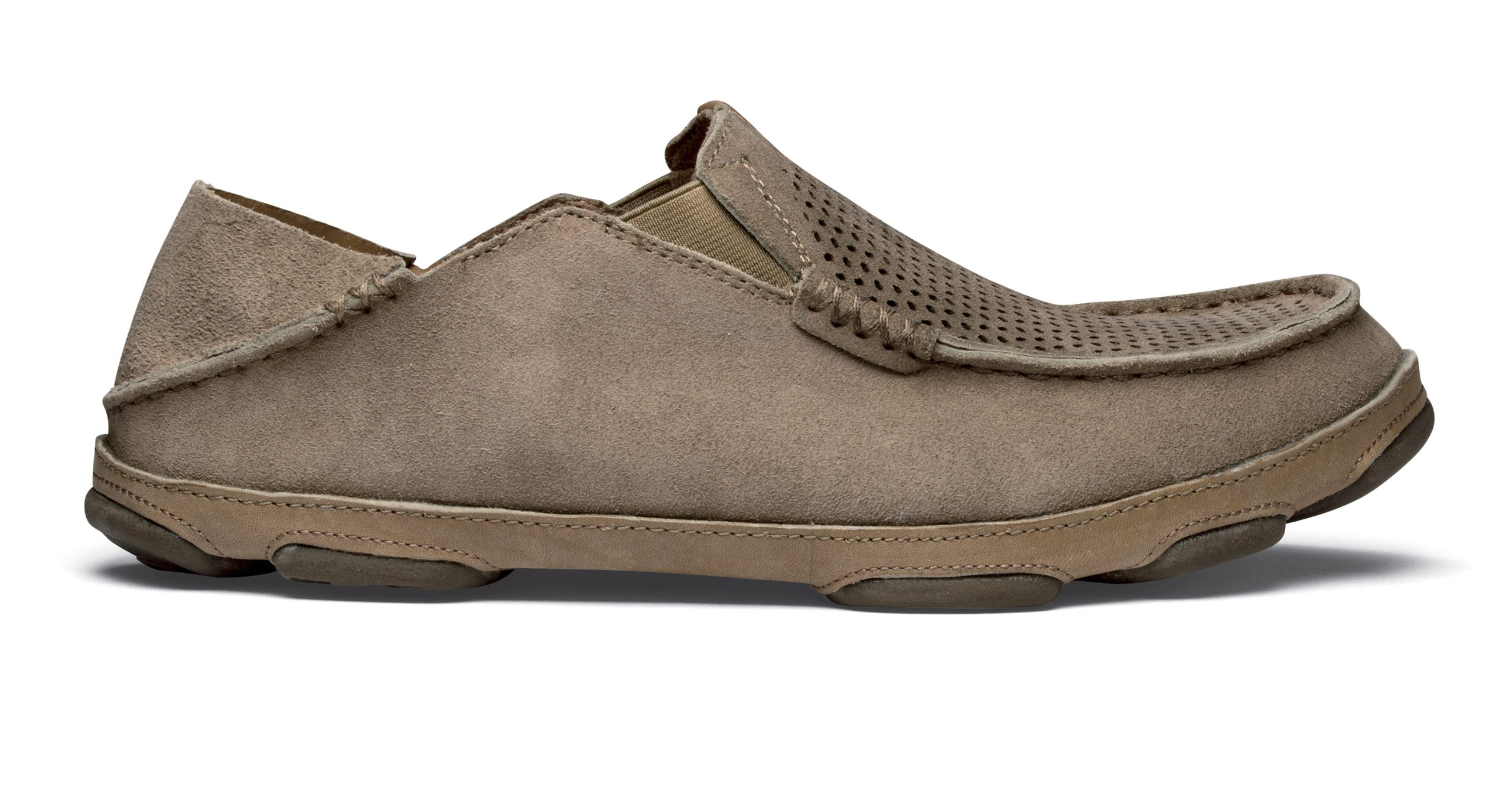 OluKai Moloa Kohana Shoe - Men's Clay/Clay 12