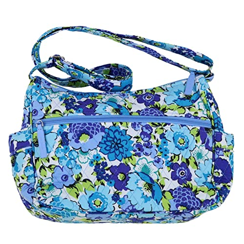 Amazon.com: Vera Bradley On The Go - Bolsa de deporte, Azul ...