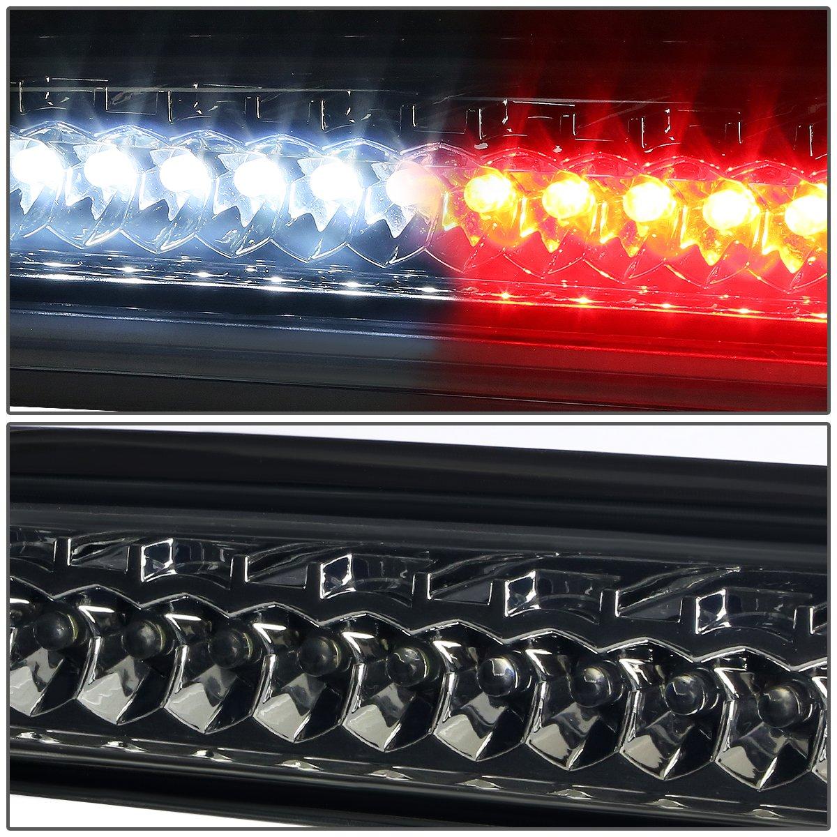 DNA MOTORING 3BL-NF05-LED-T2-BK-SM Third Brake Light