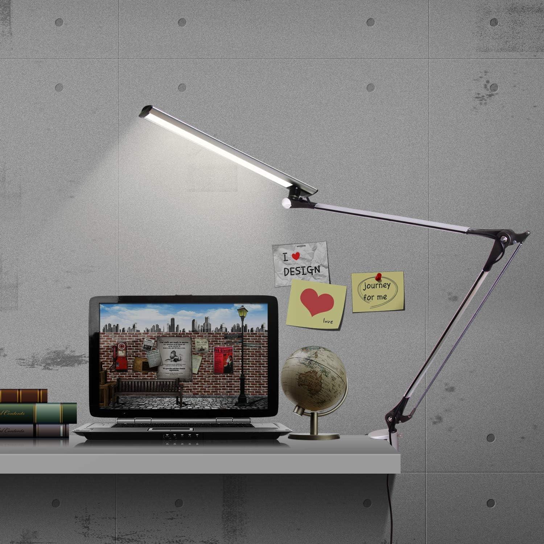 Réglable TABLE Lampe À Pince Lumière Maison Atelier Bijoux LC8064//74 Lightcraft