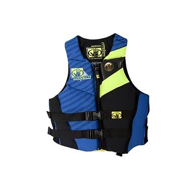 Body Glove Men's Phantom U.S. Coast Guard Approved Neoprene PFD Life Vest