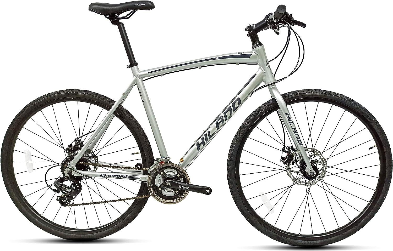 Hiland hybrid bike