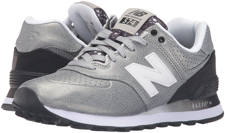 New Balance 574 W. Zapatillas deportivas de mujer. Estilo