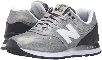 New Balance 574 W donna scarpe da ginnastica passeggio sneakers casual (37)