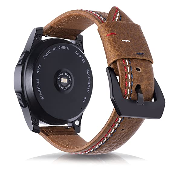Amazon.com: WINTOFW Band for Samsung Gear S3 Frontier ...