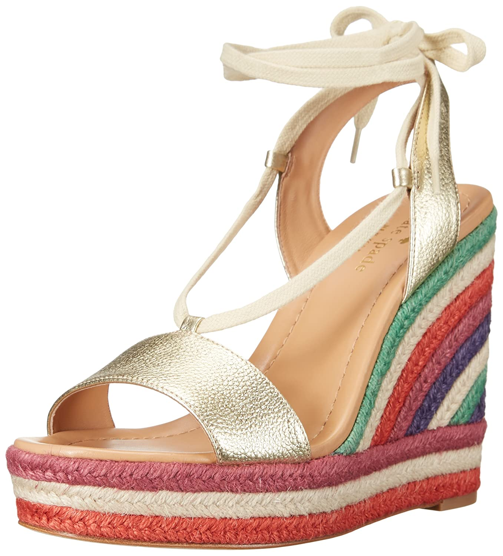 5c608466d83f chic kate spade new york Women s Daisy Too Espadrille Wedge Sandal ...