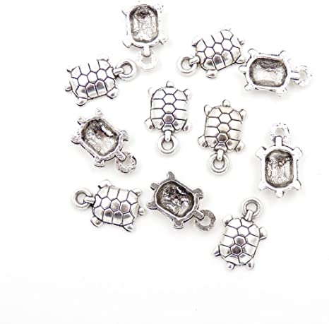 20~100pcs Eyes Alloy Charms Pendants DIY Jewelry Accessories 18*15mm