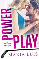 Power Play (Blades Hockey Book 1) Kindle Edition