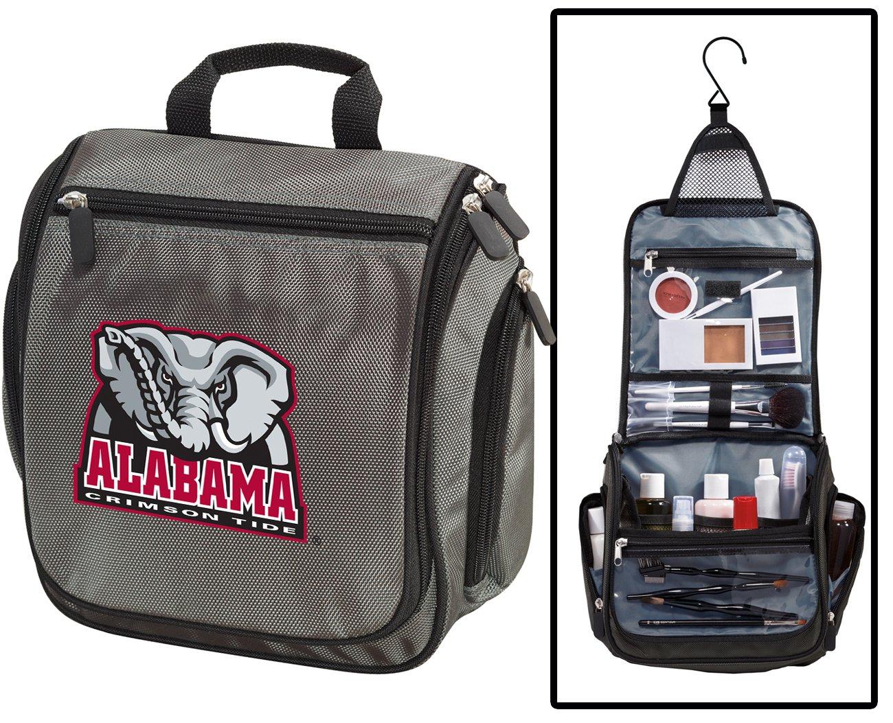 Alabama Toiletry Bags or Mens Shaving Kits HANGABLE Travel Bag