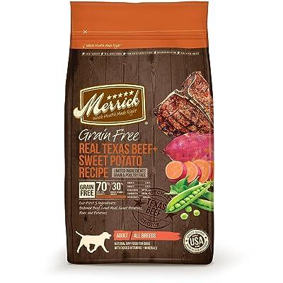 Merrick Grain Free Recipe Dry Dog Food