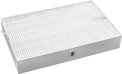 vhbw 2X Filtros de Repuesto Compatible con Honeywell HA-106 (1 ...