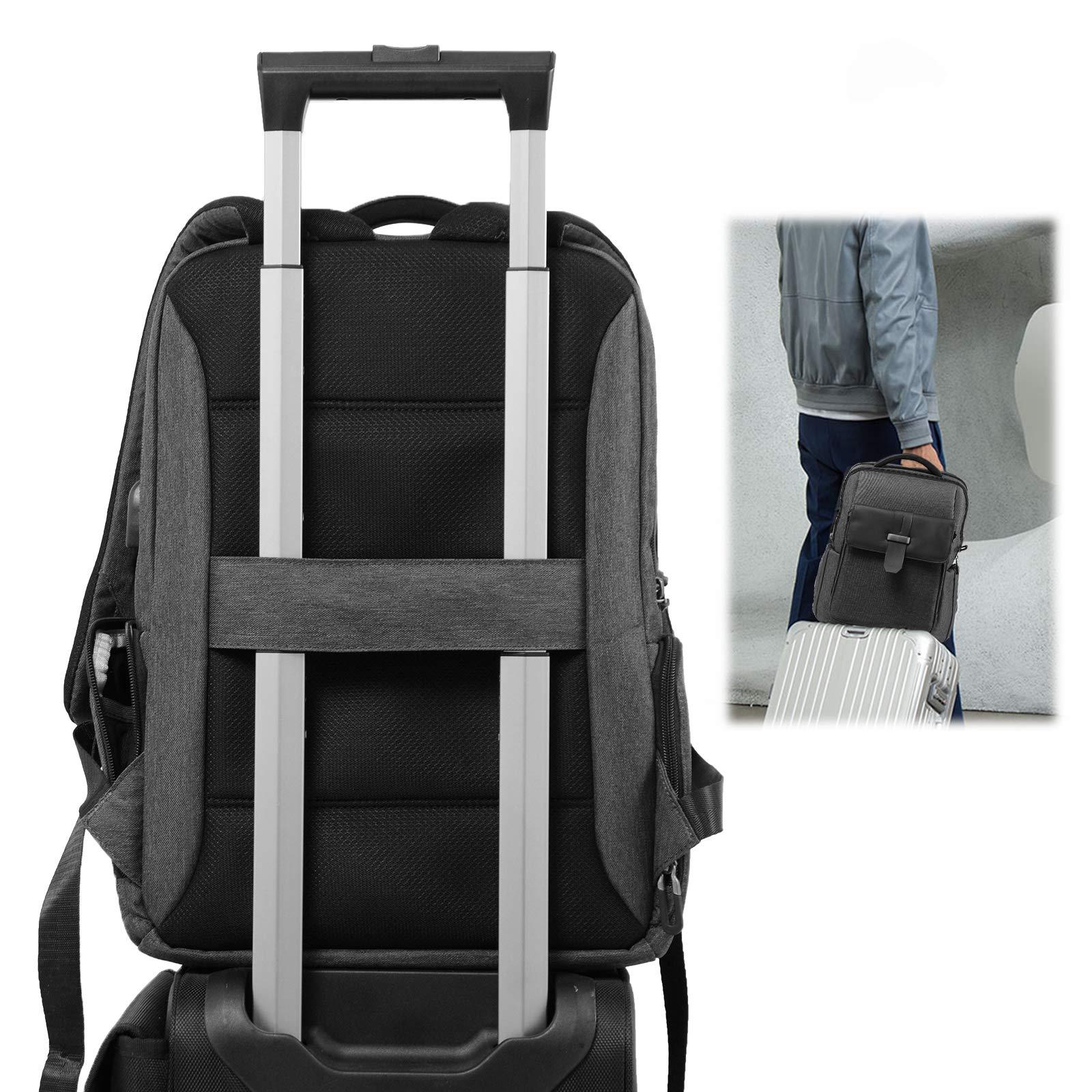Voilamart Laptop Rucksack 2 in 1 Backpack,15.6\