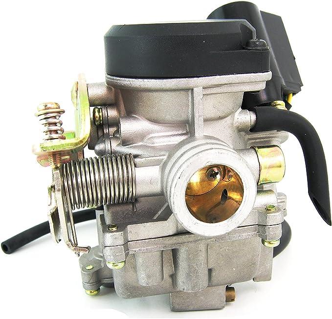 Jet 4 Membrane pour carburateur 16/mm droite pour SYM Sangallo 50/cc Orbit 1 Symphony Fiddle 2 symply