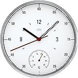 Rösle 19101 - Reloj de pared controlado por radio