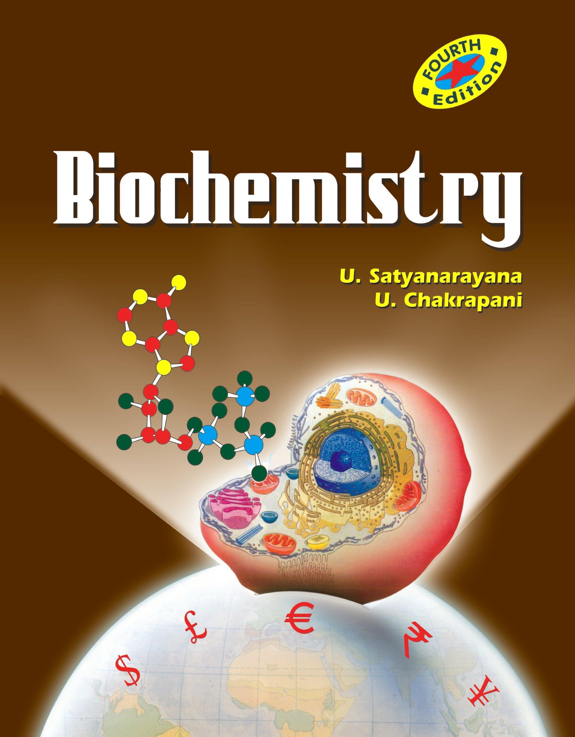 Biochemistry U Satyanarayana 3rd Edition