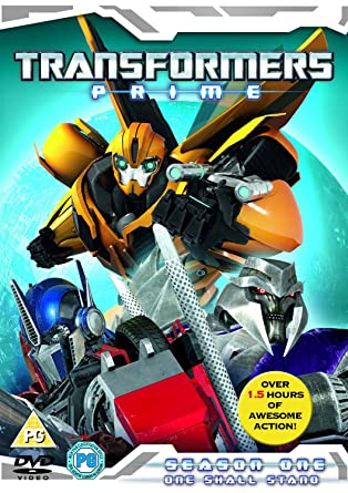 transformers prime season 1 one shall stand dvd amazon co uk rh amazon co uk Transformer Manual Bug Transformer Manual Bug