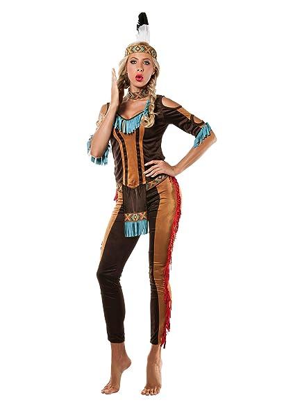 costume Native plus size american