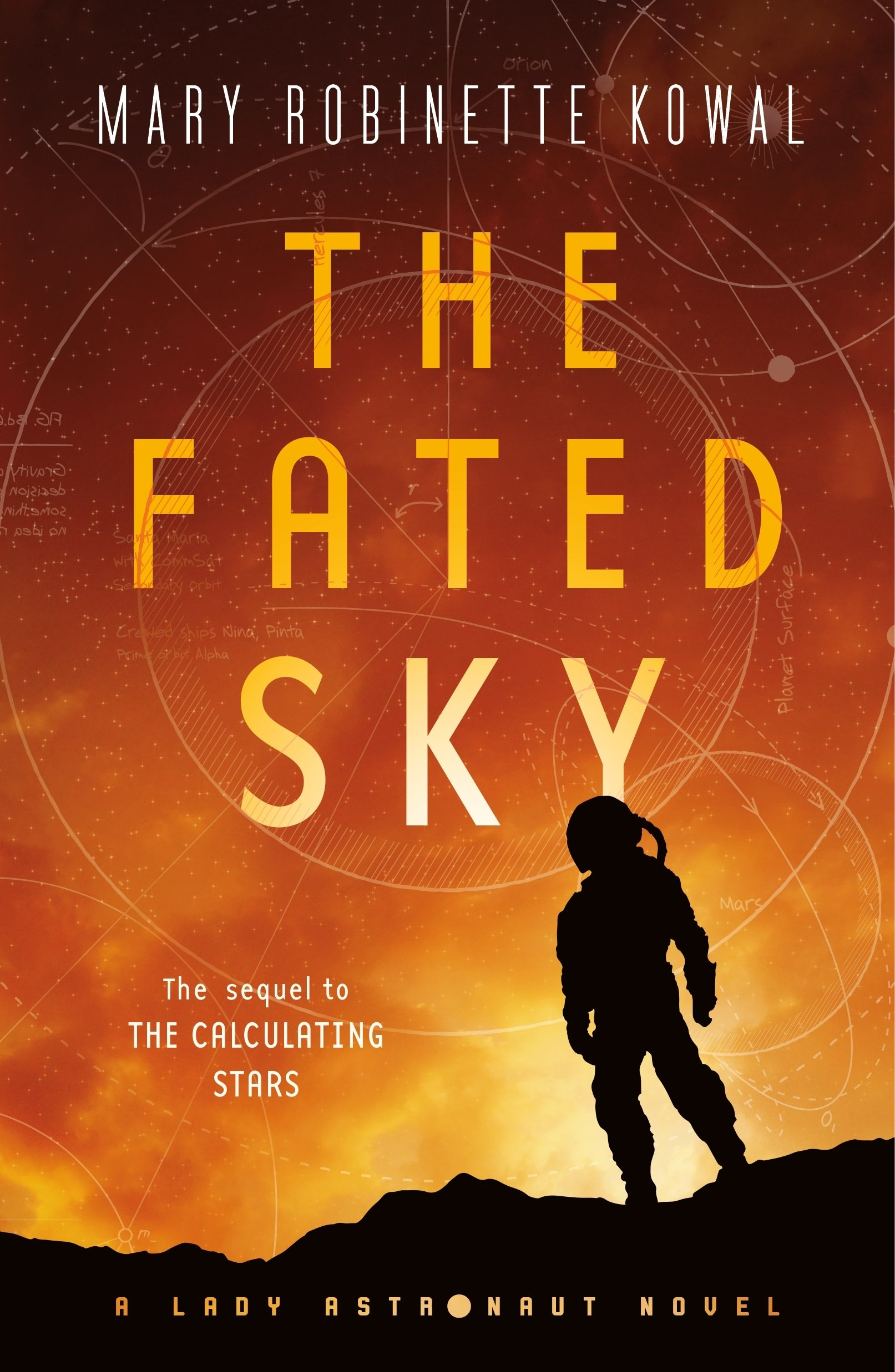 Image result for mary robinette kowal the fated sky