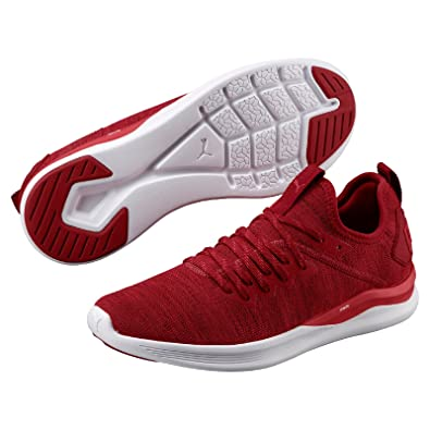 daa0713982803b Puma Men s Ignite Flash Evoknit Cross Trainers  Amazon.co.uk  Shoes   Bags