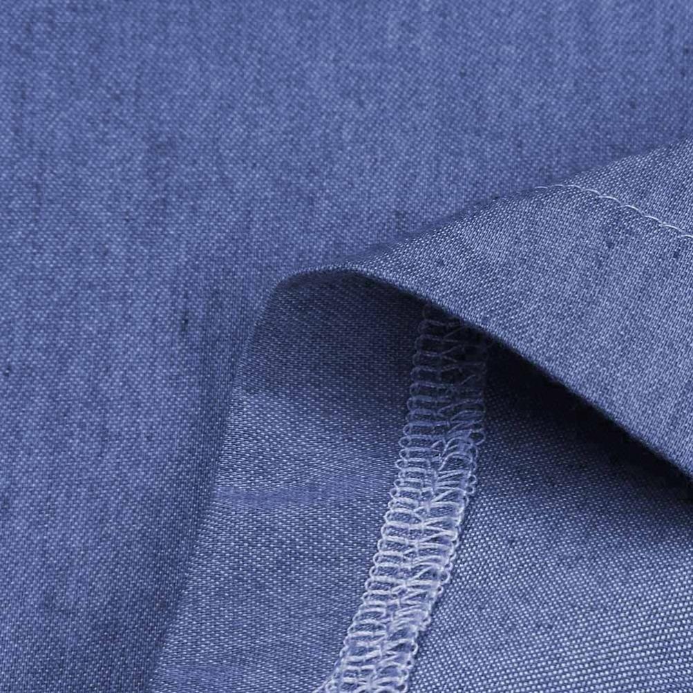 cf0a86e3e94 Amazon.com  Hmlai Long Denim Dress