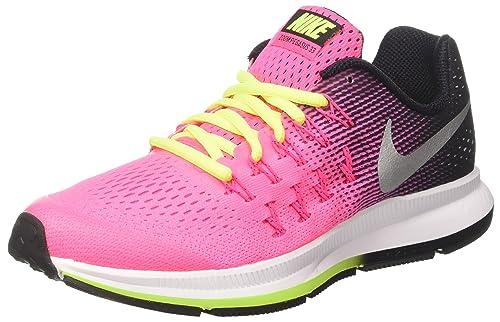 Nike Zoom Pegasus 33 Silver Running Shoes